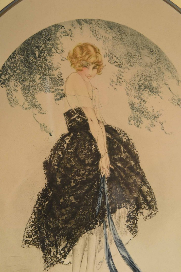 LOUIS ICART (FRENCH 1880- 1950) - 3