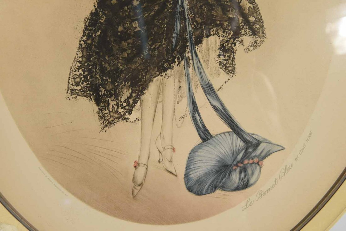 LOUIS ICART (FRENCH 1880- 1950) - 4