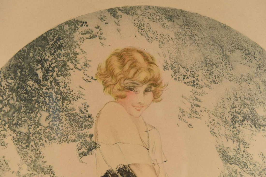 LOUIS ICART (FRENCH 1880- 1950) - 6