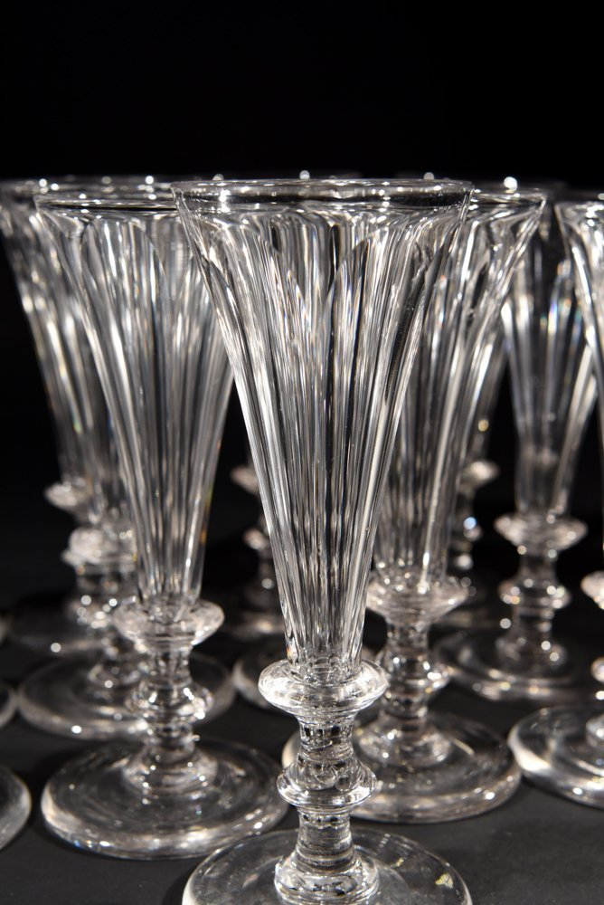 GEORGIAN ALE GLASSES - 2
