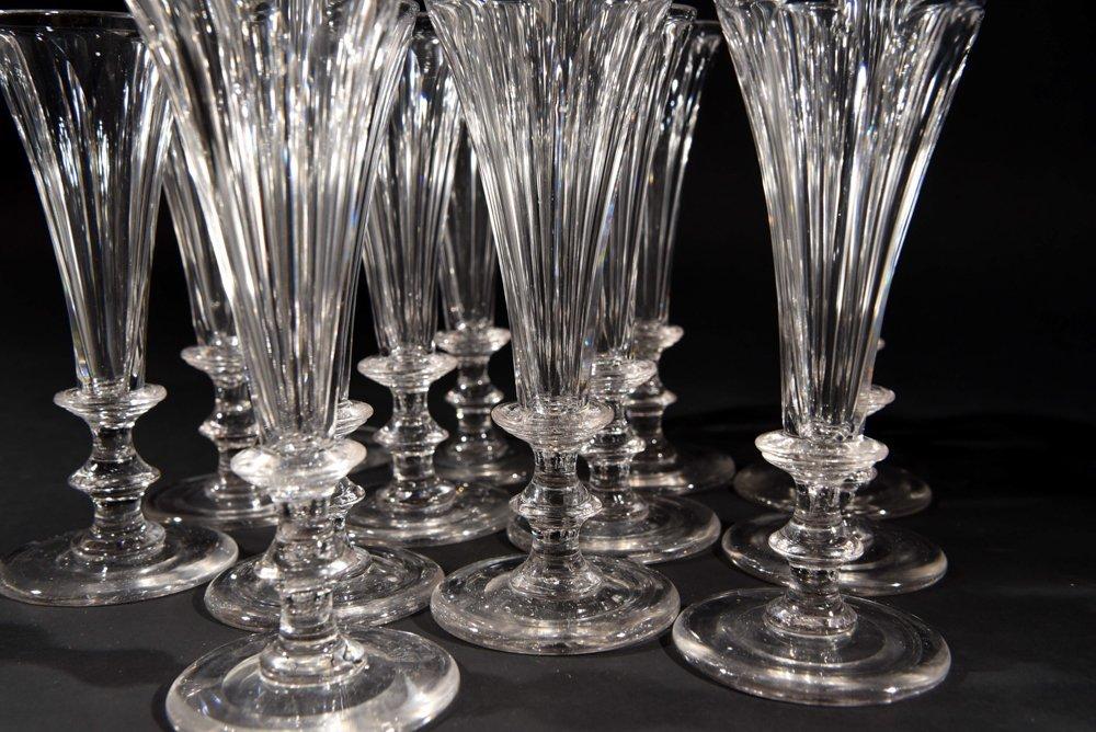 GEORGIAN ALE GLASSES - 5