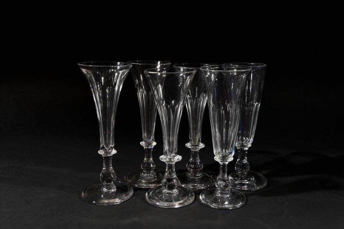 ENGLISH GEORGIAN GLASSES