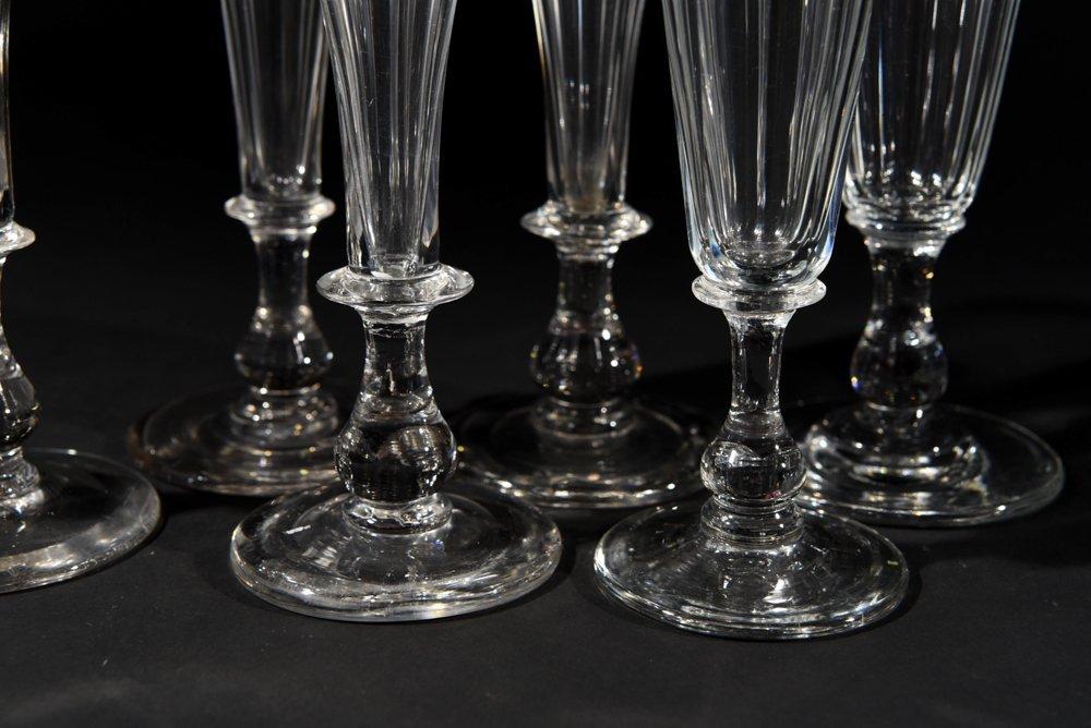ENGLISH GEORGIAN GLASSES - 2