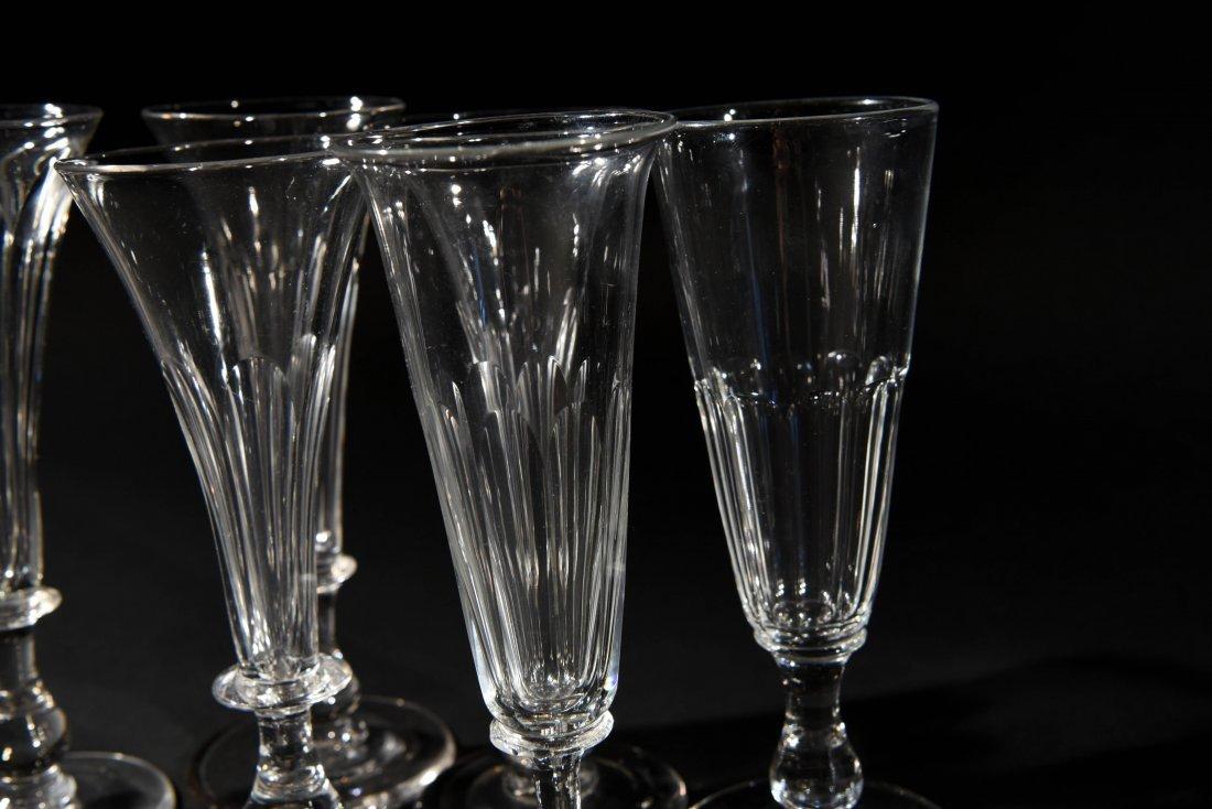 ENGLISH GEORGIAN GLASSES - 4