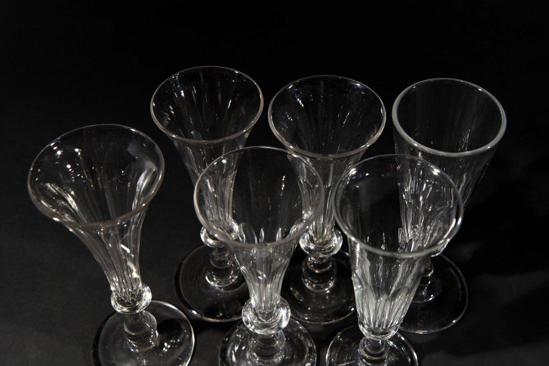 ENGLISH GEORGIAN GLASSES - 5