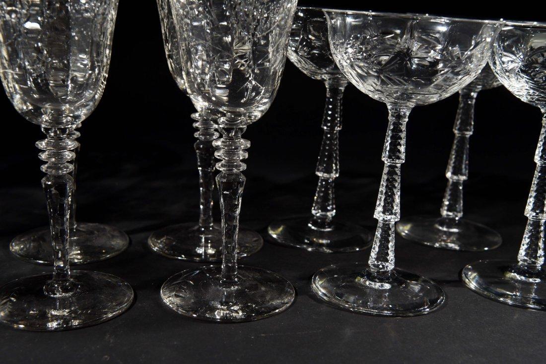 AMERICAN CRYSTAL GLASSES - 4