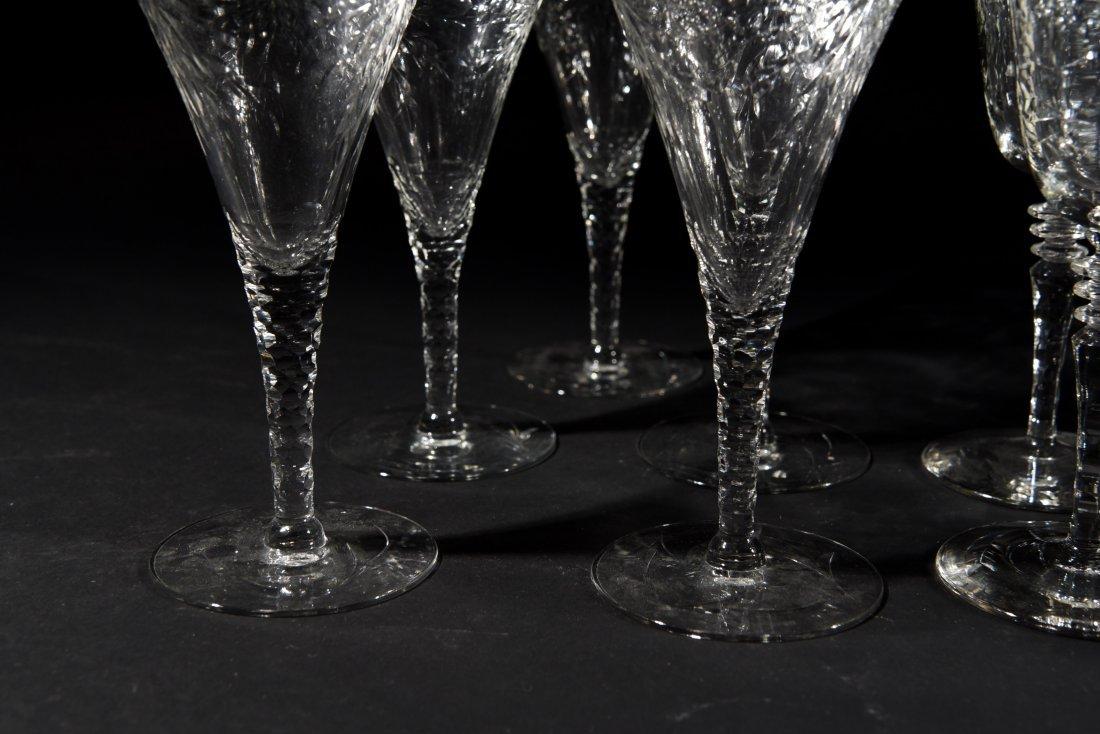 AMERICAN CRYSTAL GLASSES - 5