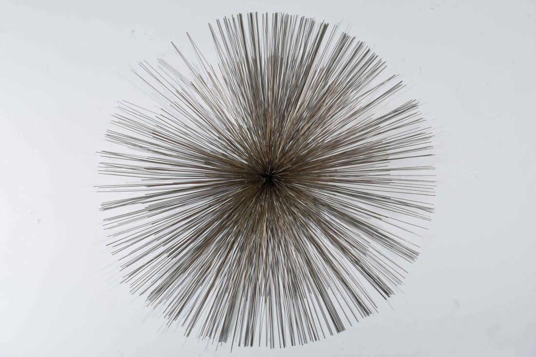 C. JERE URCHIN WALL SCULPTURE