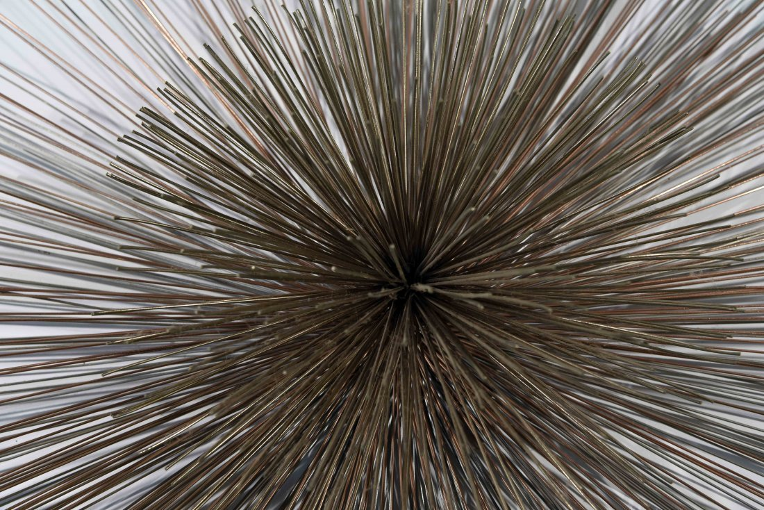 C. JERE URCHIN WALL SCULPTURE - 3