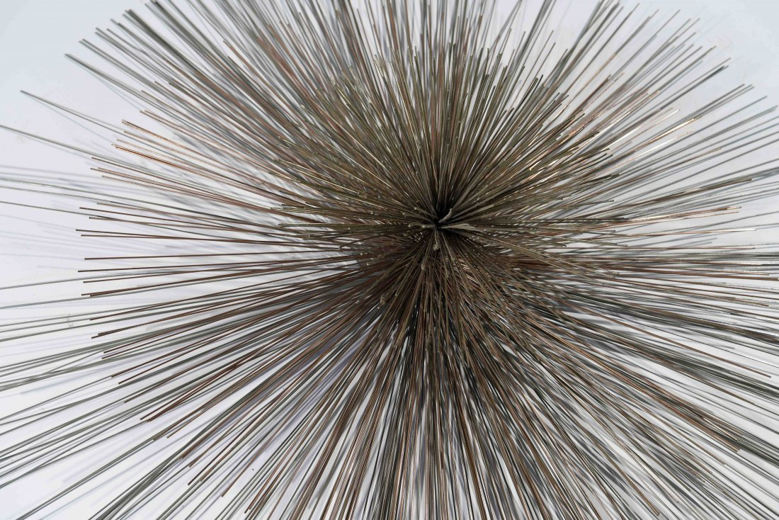 C. JERE URCHIN WALL SCULPTURE - 6