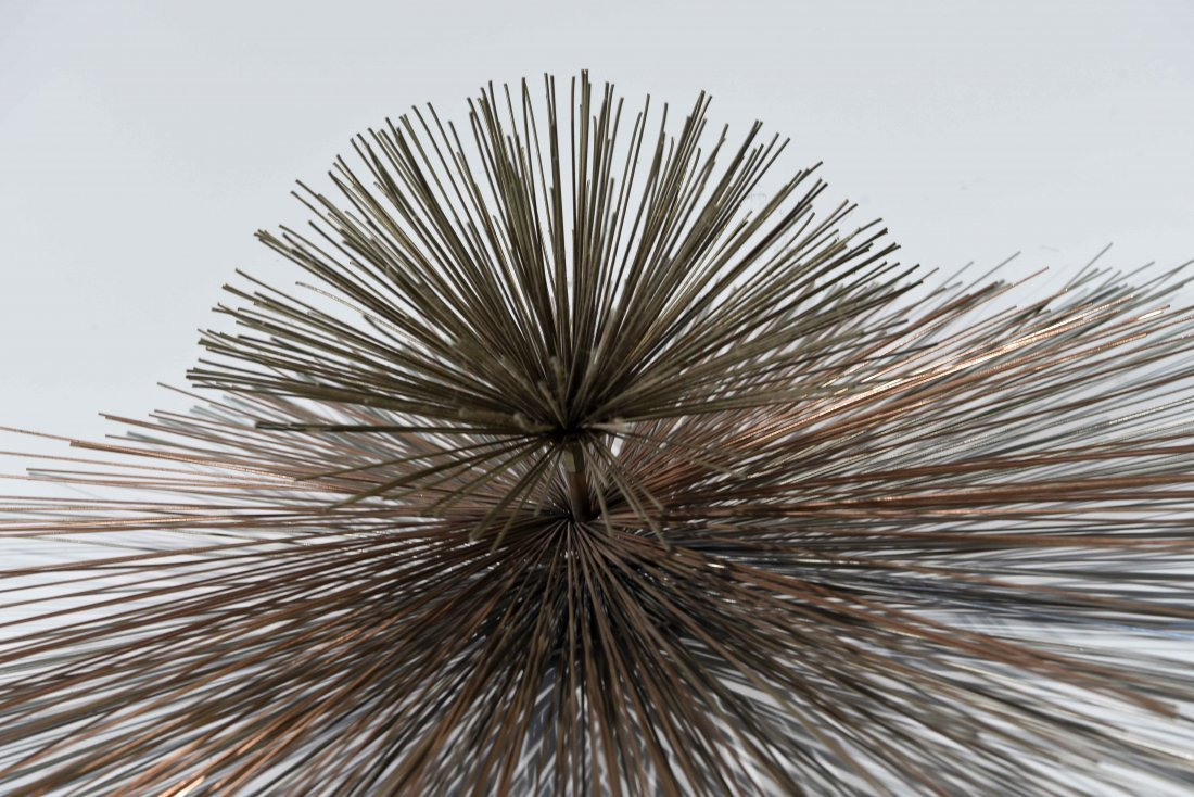 C. JERE URCHIN WALL SCULPTURE - 8