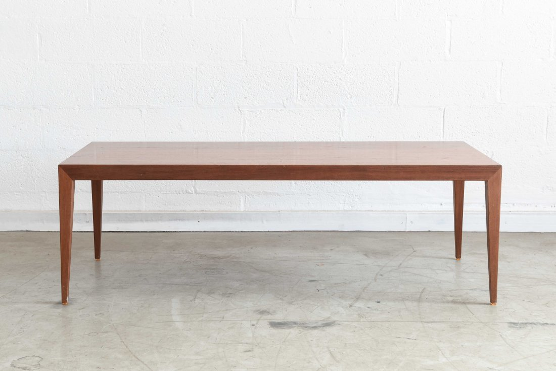 SEVERIN HANSEN JR FOR HASLEV COFFEE TABLE