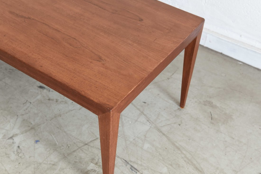 SEVERIN HANSEN JR FOR HASLEV COFFEE TABLE - 3