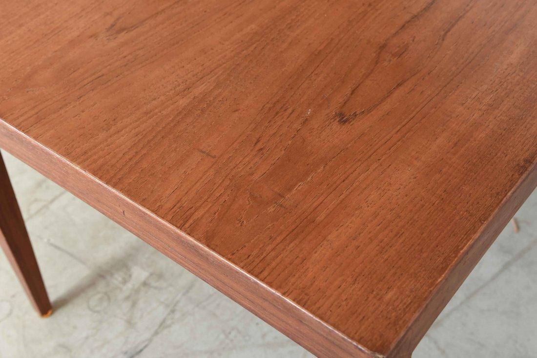 SEVERIN HANSEN JR FOR HASLEV COFFEE TABLE - 4