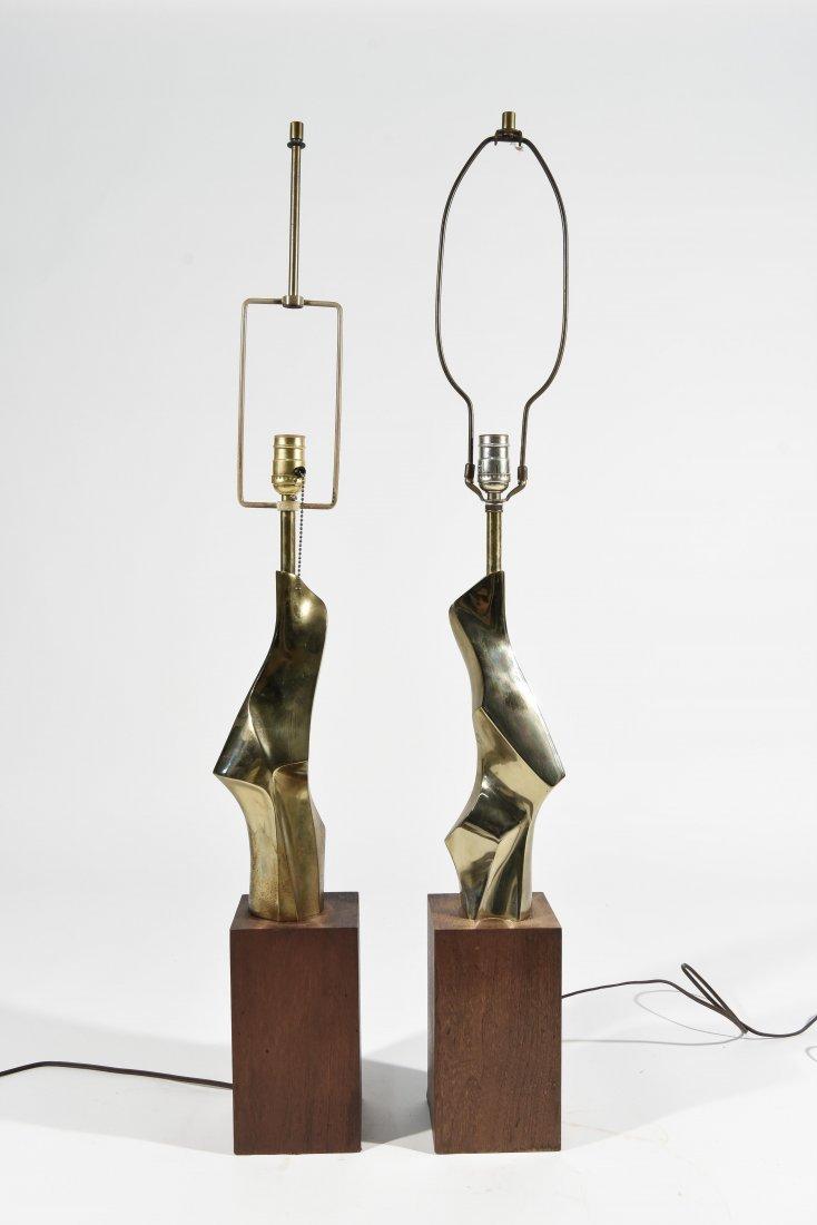 PAIR OF TEMPESTINI FOR LAUREL LAMPS