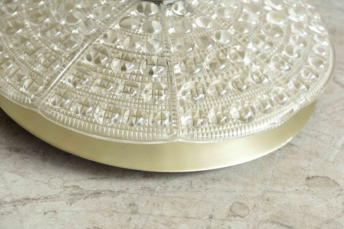 CARL FAGERLUND FOR ORREFORS CEILING FIXTURE - 2