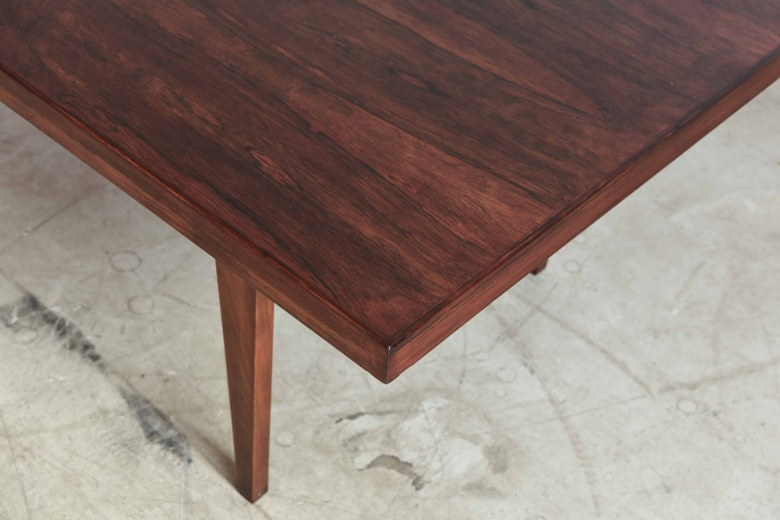 DANISH ROSEWOOD COFFEE TABLE - 3