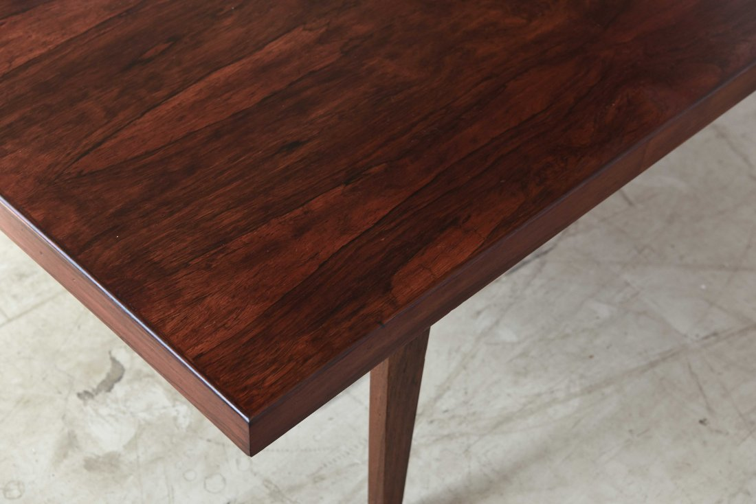 DANISH ROSEWOOD COFFEE TABLE - 4