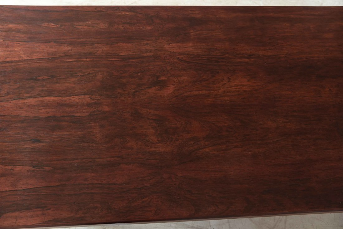 DANISH ROSEWOOD COFFEE TABLE - 5