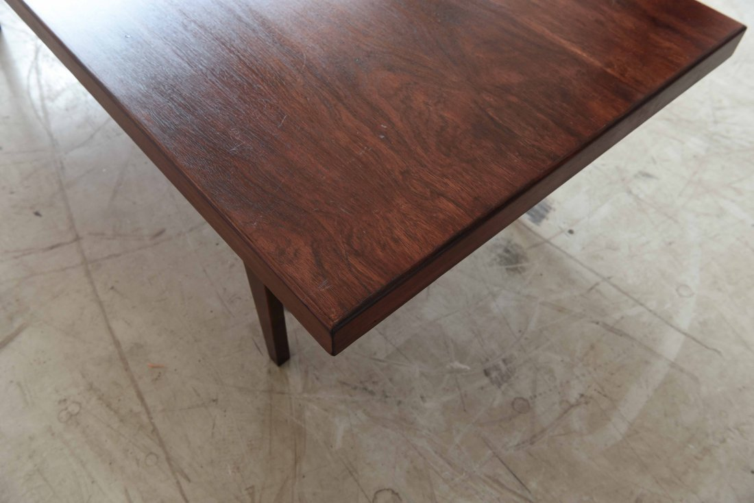 DANISH ROSEWOOD COFFEE TABLE - 6