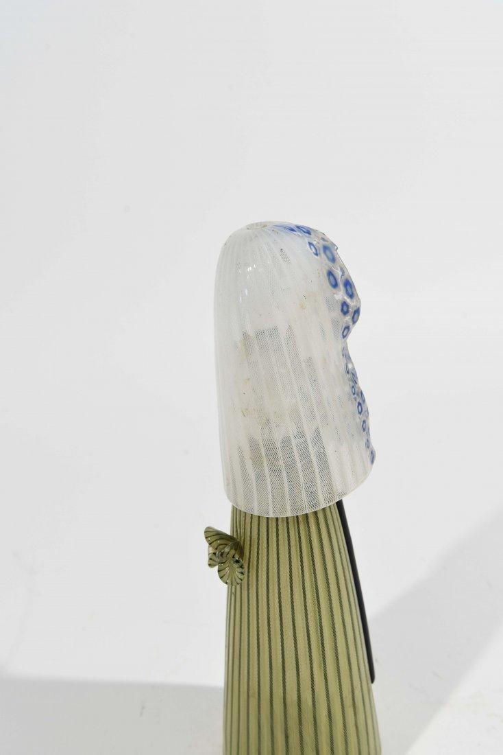 ITALIAN MURANO GLASS SCULPTURE - 3