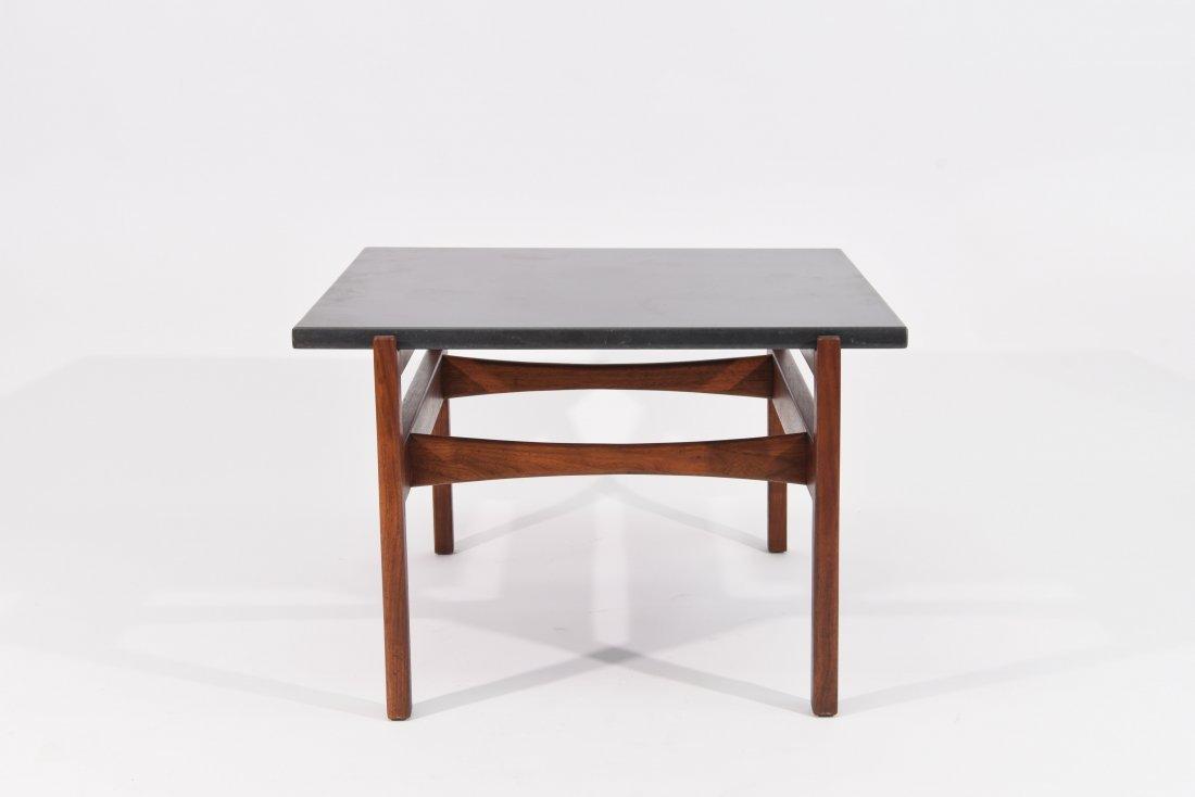 JENS RISOM SLATE TOP TABLE