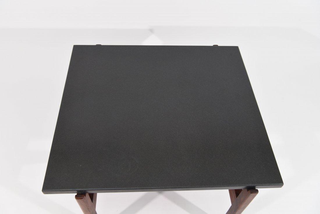 JENS RISOM SLATE TOP TABLE - 2