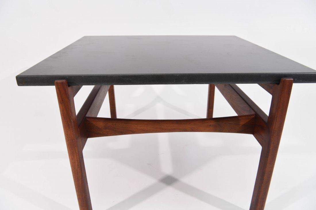 JENS RISOM SLATE TOP TABLE - 3