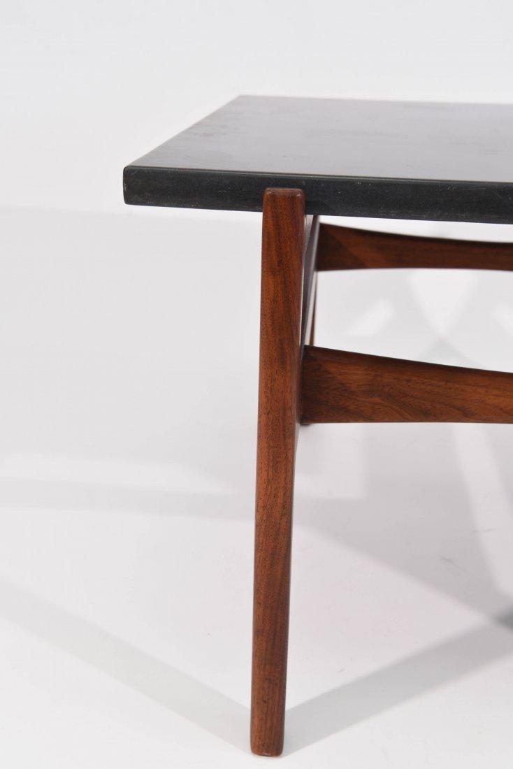 JENS RISOM SLATE TOP TABLE - 4