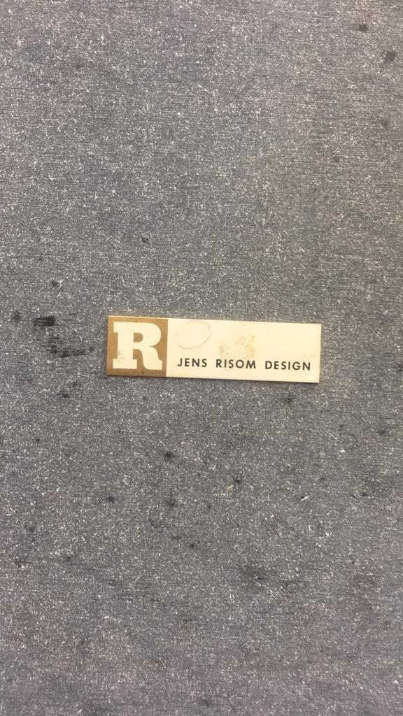 JENS RISOM SLATE TOP TABLE - 9