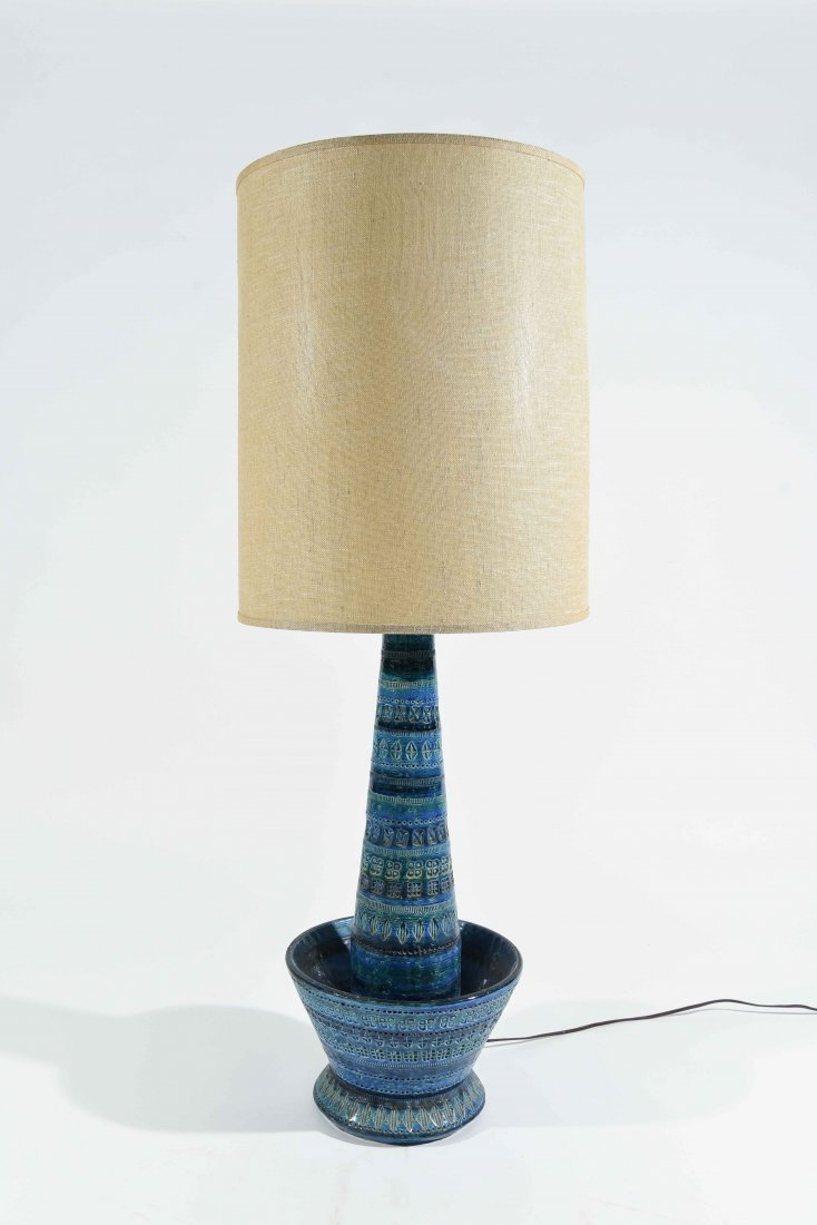 MONUMENTAL RAYMOR RIMINI BLUE LAMP