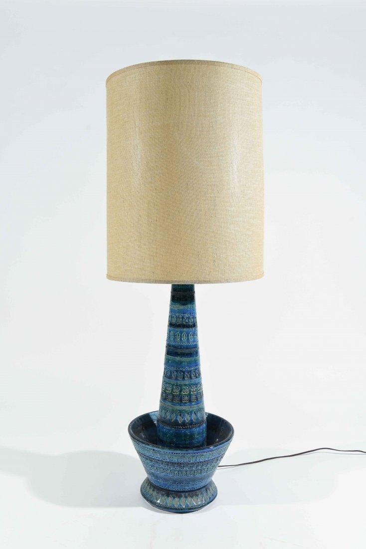 MONUMENTAL RAYMOR RIMINI BLUE LAMP