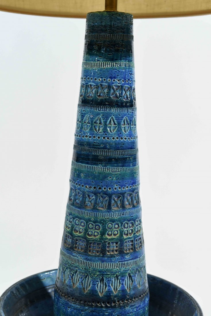 MONUMENTAL RAYMOR RIMINI BLUE LAMP - 2