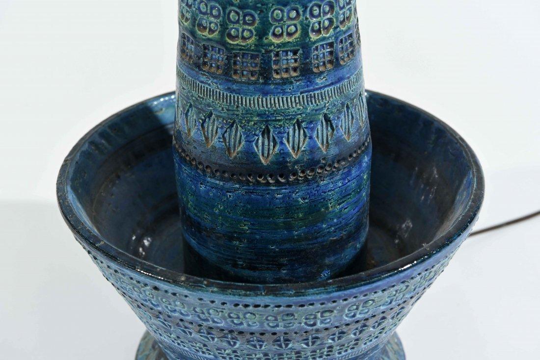MONUMENTAL RAYMOR RIMINI BLUE LAMP - 4
