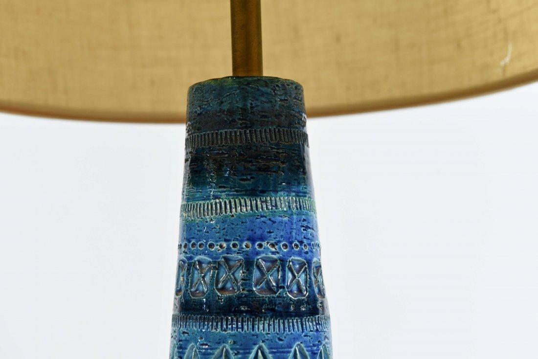 MONUMENTAL RAYMOR RIMINI BLUE LAMP - 5