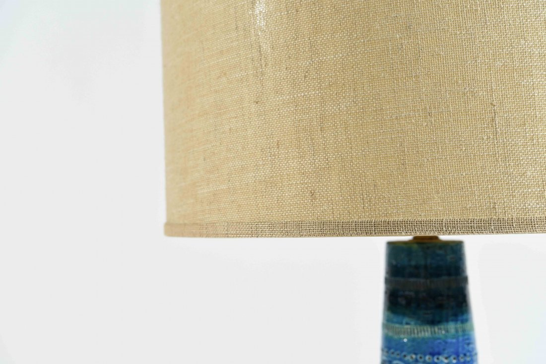 MONUMENTAL RAYMOR RIMINI BLUE LAMP - 6