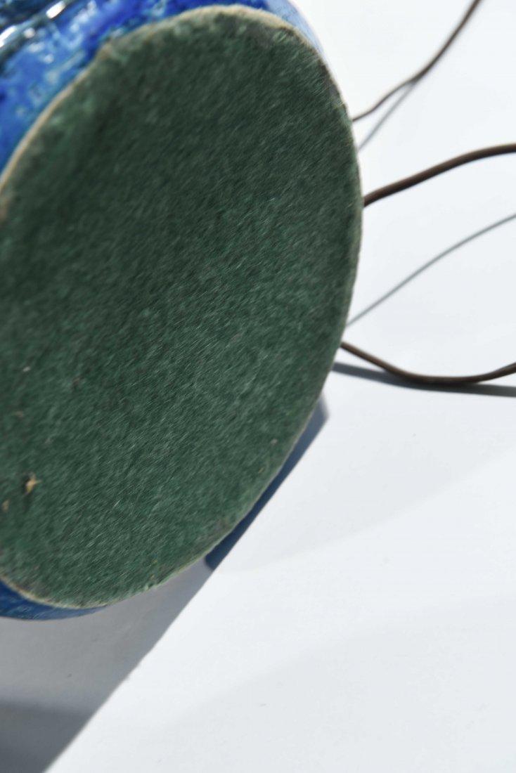 MONUMENTAL RAYMOR RIMINI BLUE LAMP - 8