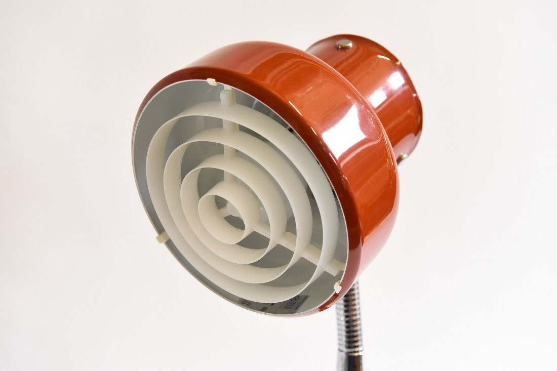 PAIR ANDERS PEHRSON BUMLING TABLE LAMPS - 2