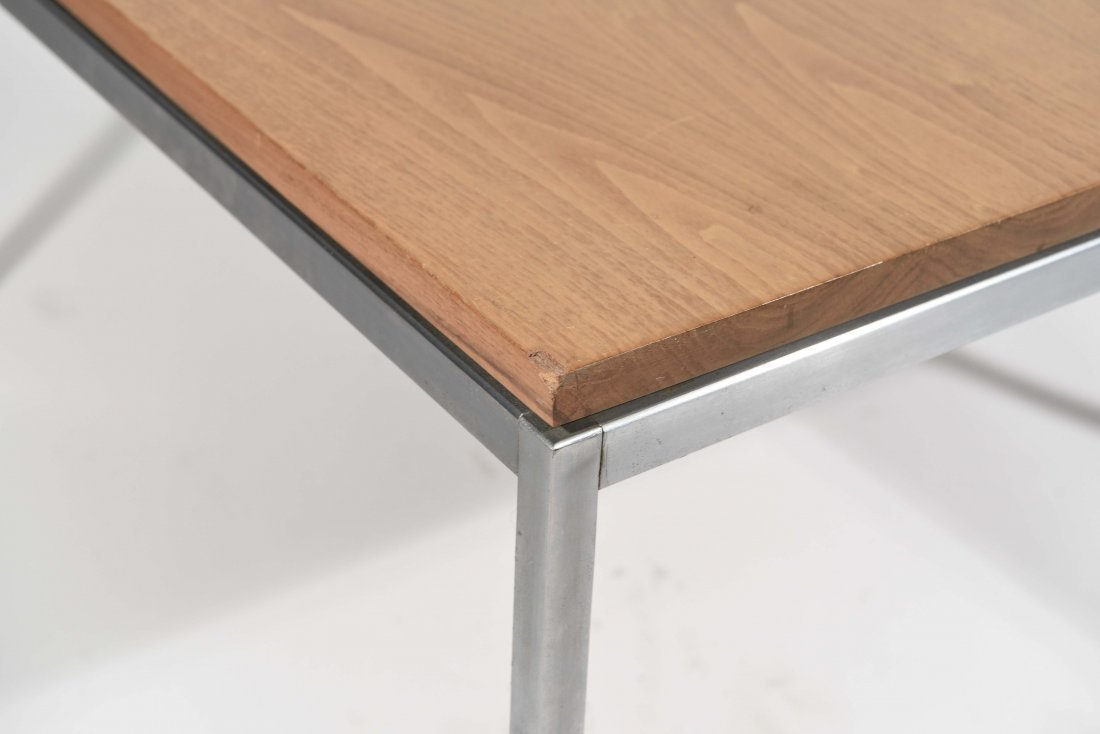 FLORENCE KNOLL COFFEE TABLE - 7