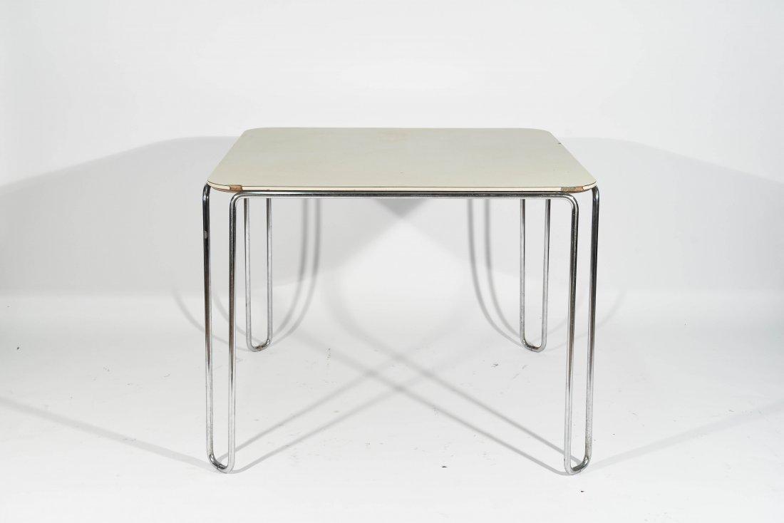 MARCEL BREUER B-10 TABLE