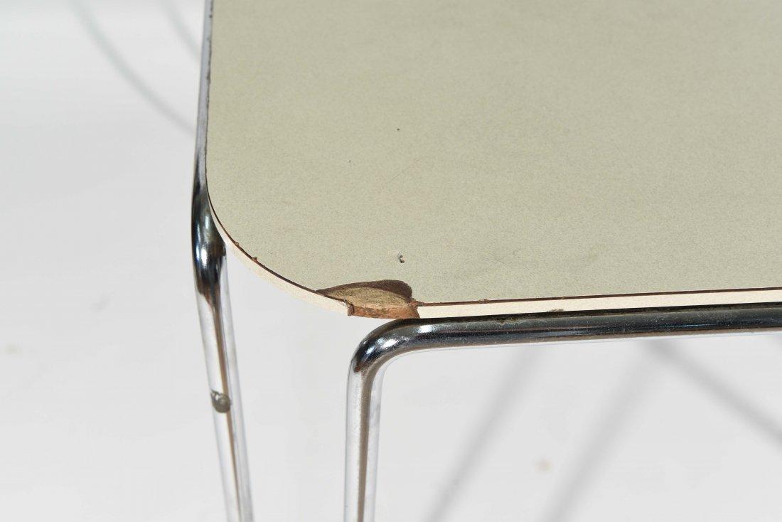 MARCEL BREUER B-10 TABLE - 2