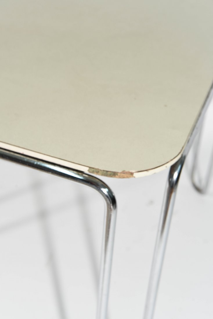 MARCEL BREUER B-10 TABLE - 3