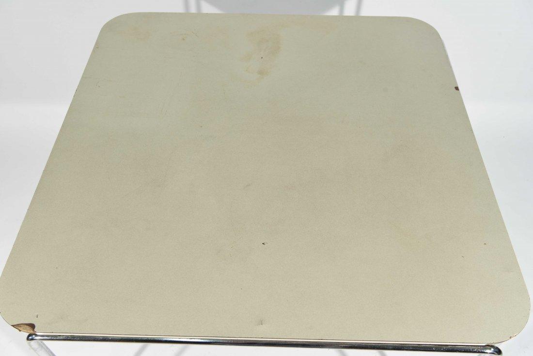 MARCEL BREUER B-10 TABLE - 5