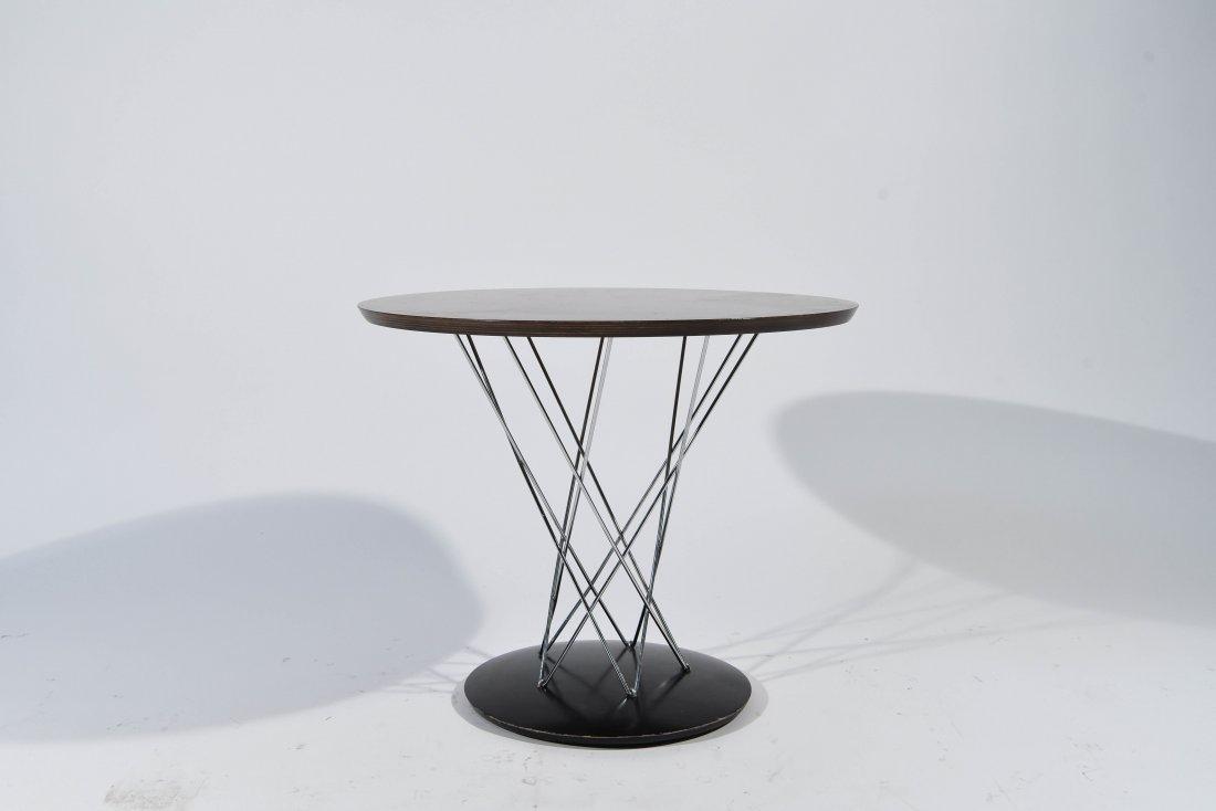 NOGUCHI; MODERNICA CYCLONE OCCASIONAL TABLE