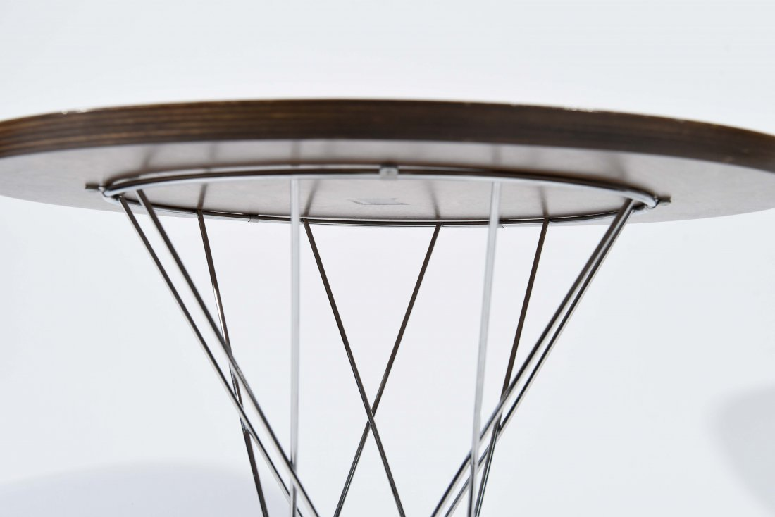 NOGUCHI; MODERNICA CYCLONE OCCASIONAL TABLE - 5