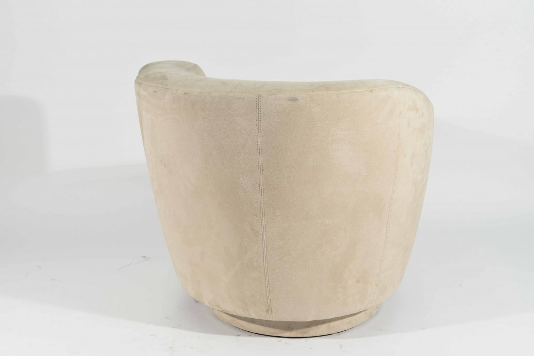 VLADIMIR KAGAN NAUTILUS CHAIR - 5