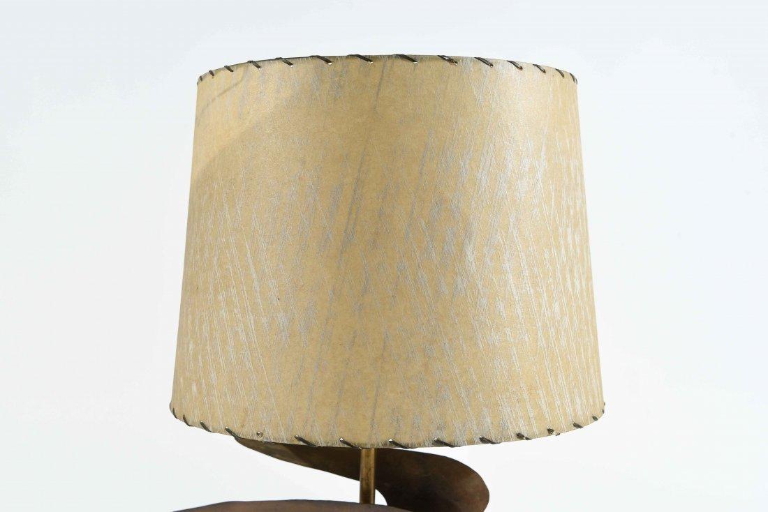 ATTR. HEIFETZ MIDCENTURY BIRD IN FLIGHT TABLE LAMP - 4