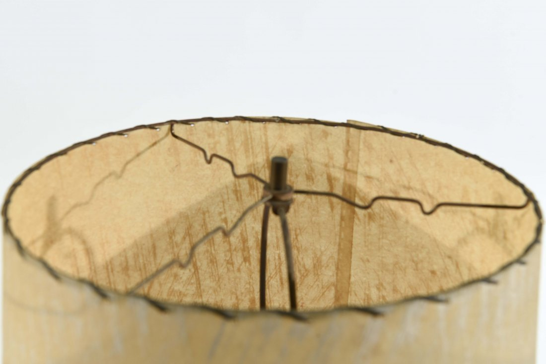 ATTR. HEIFETZ MIDCENTURY BIRD IN FLIGHT TABLE LAMP - 6