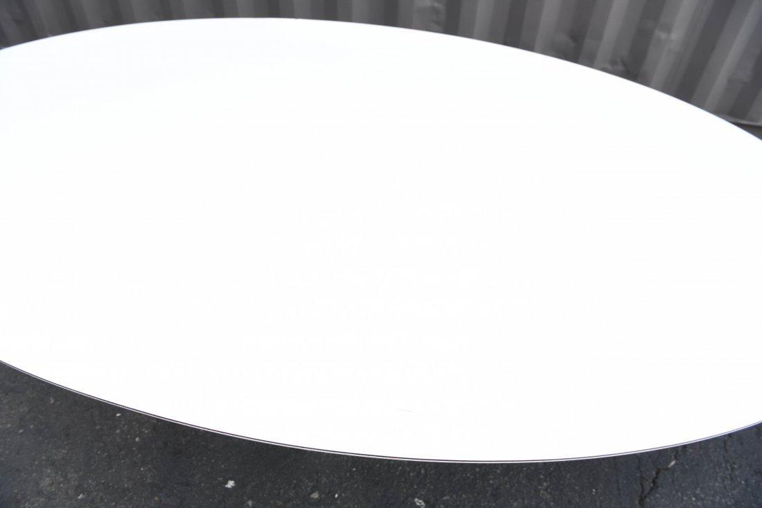 EERO SARRINEN OVAL TABLE - 2