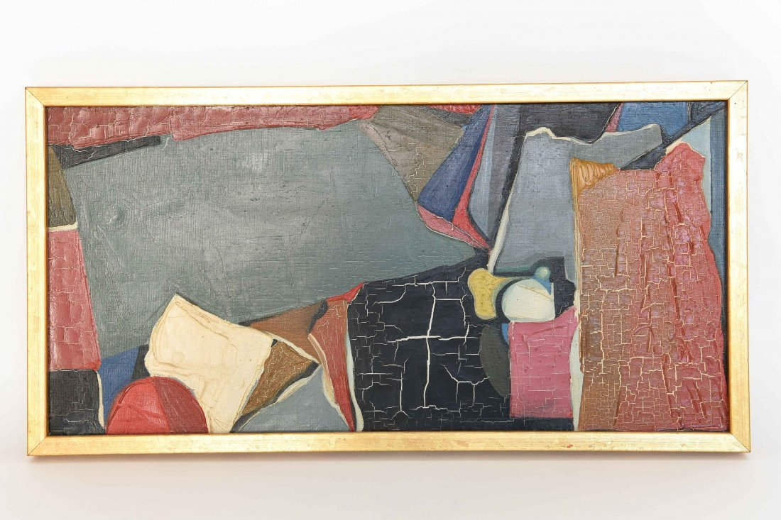 GEORGES CSATO (HUNGARIAN, 1910-1983), O/C